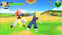 Vegeto vs Majin Boo l Dragon ball z tencaichi tag team !!!