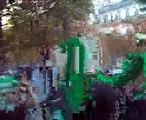 5-تظاهرات قدس در پاریس-27 شهریور1388 روبروی سفارت