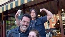 The Walking Dead Season 7 Spoilers Glenn & Daryl Weren't Picked By Negan Walking Dead Spoilers