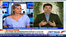 Que las FARC digan que solo hay 21 menores de edad en sus filas es una falacia: exdirector del ICBF a NTN24