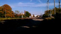 October 7, 2011 17:10 CSX D708 East Lansing MI
