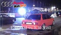 BMW E30 M5 338I Vs. BMW E30 M5 338I