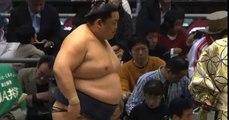 Daido vs Homasho Day 15 Sumo Haru Basho March 2014
