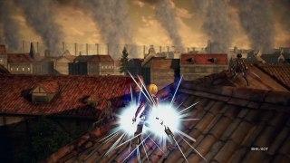 Ataque a los Titanes Armin