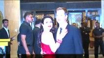 Salman Khan Introduces Iulia Vantur To Shahrukh Khan LehrenTV