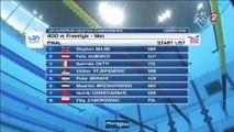 finale 400m NL H  - ChE 2016 natation