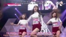 [ENG SUB] Pledis Girls / LadyTeens - Bang! - [ Sub español + Hangul + Rom ]