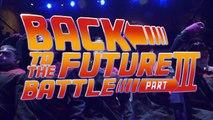 L'eto vs  Popping MJ  | Tutting | Back to the Future 3