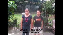 KASIBULAN PRODUCTIONS (NASYONALAYSAYAN): video clip 101 #2