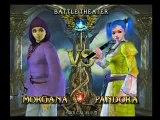 Soul Calibur III- Battle 19: Morgana vs. Pandora