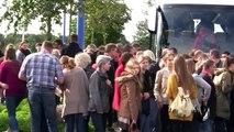 Marsch für das leben 2015.09.19 Berlin. Unsere Gruppe. Марш за жизень 2015.09.19 Берлин Наша группа