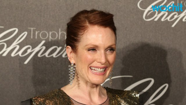 Julianne Moore Talks About Aging