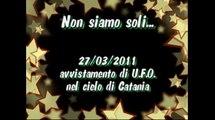 UFO su Catania! avvistamento del  27/03/2011