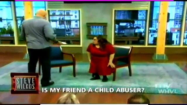 Steve Wilkos show 5-16-2016  Is My Friend A Child Abuser-