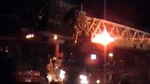 Incendie Rue Normanville (Petite Patrie) Nuit du 12 Mars 2016