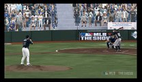 MLB 11 The Show - Yankees@Rays: Alex Rodriguez hits 3 Homeruns
