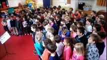 Ecole en choeur - académie Orléans-Tours - Maternelle Les abeilles - Tours