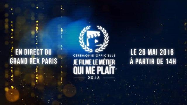 Cérémonie Je Filme Le Métier Qui Me Plaît 26 mai 2016