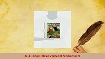 Download  GI Joe Disavowed Volume 5 PDF Book Free