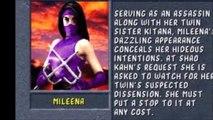 Mortal Kombat Female Ninjas Evolution