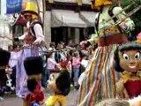 Les marionnettistes de Pinocchio