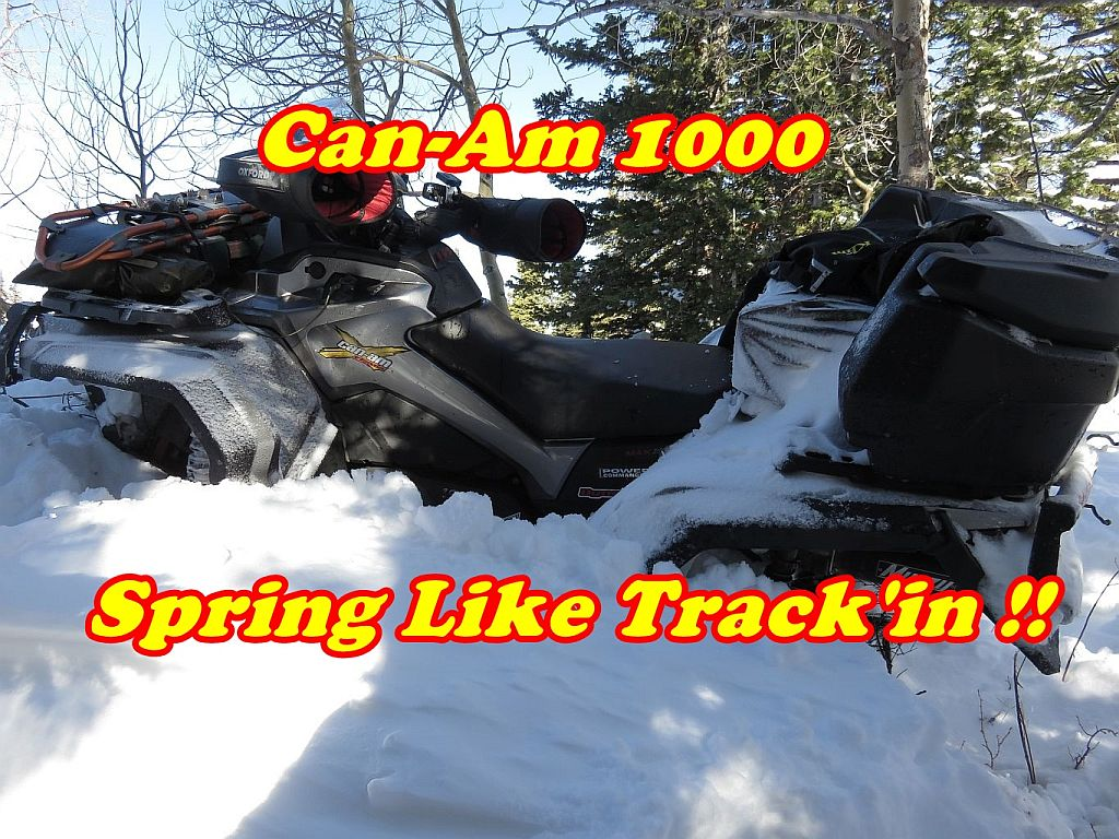 Can-Am 1000 – More Track'in – 28 Jan 2016