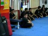 Associação Ton Lon Kung-Fu Shaolin Faixa Branca 25-03-2007