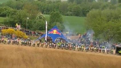 La seconde manche MX2 - Victoire de Nicolas Dercourt
