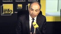"""Jean-François Copé : Hollande """"n'est pas en situation d'appliquer les décisions qu'il prend"""""""
