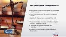 """France : """"vers la justice du 21e siècle?"""""""