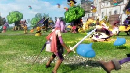 Opening Movie de Dragon Quest Heroes 2