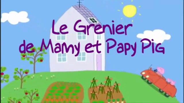 YTP FR Peppa Pig le grenier hanté