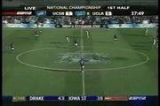 NCAA Soccer Final 2006 - UCSB vs UCLA - Highlight 2