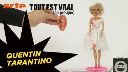 Quentin Tarantino - Tout est vrai (ou presque) - ARTE