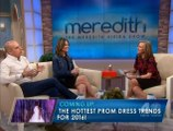 Meredith Vieira Show 2016 05 16 Matt Lauer (Eng Subs) Today Co-Hosts Matt Lauer & Savannah Guthrie, Say Yes to the Dress Star Monte Durham