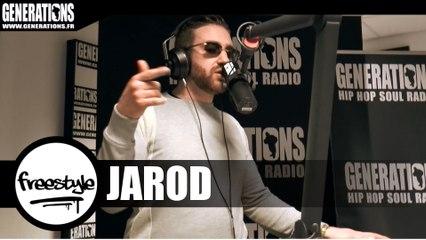 Jarod - Freestyle #Caméléon (Live des studios de Generations)