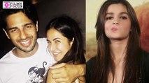 Katrina Kaif one of the reasons why Sidharth Malhotra and Alia Bhatt split