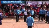 Première partie, deuxième phase de poules, Super 16 masculin, Sport Boules, Lyon 2016