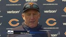 John Fox on evaluating rookies