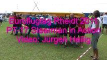 Euroflugtag Rheidt 2011 - PT-17 Stearman