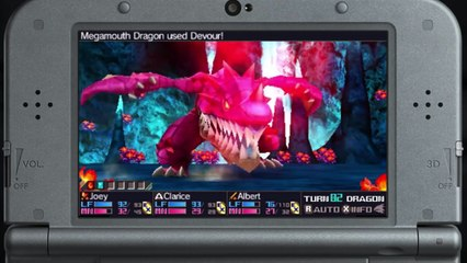 Le système de combats de 7th Dragon III Code : VFD