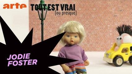Jodie Foster - Tout est vrai (ou presque) - ARTE
