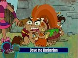 Dave the Barbarian - Red Sweater of Courage / Dog of Titans