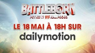 Battleborn le live