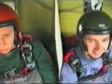 Skoki spadochronowe Poznań Bednary 27-06-1999