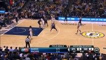 NBA Playoffs: Paul George vs Atlanta Hawks 2014.04.22 (1st Round - Game 2)