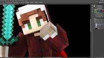Minecraft Revamp SpeedArt - SomeThyme (25) [GFX]