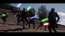 Jedi Battle (Game of Thrones + Star Wars)