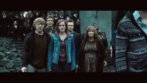 HARRY POTTER IS DEATH / HARRY POTTER AND THE DEATHLY HALLOWS