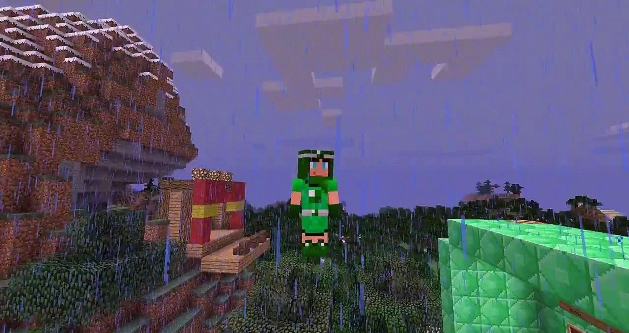 Minecraft Vines | Behind The Scenes